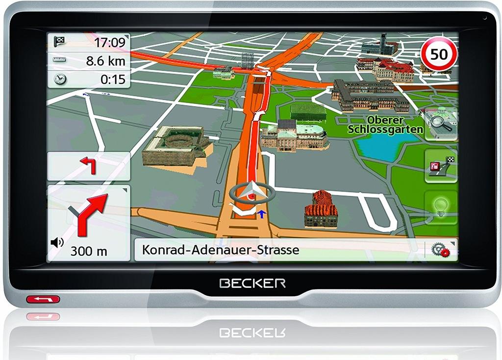 Nawigacja Becker Ready 5 Najnowsze Mapy !!!