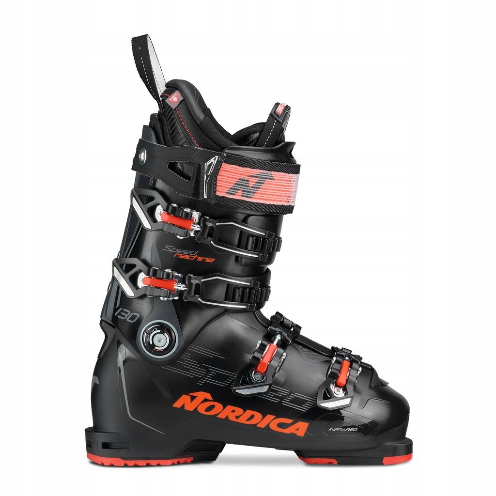 Buty narciarskie Nordica Speedmachine 130 Czarny 3