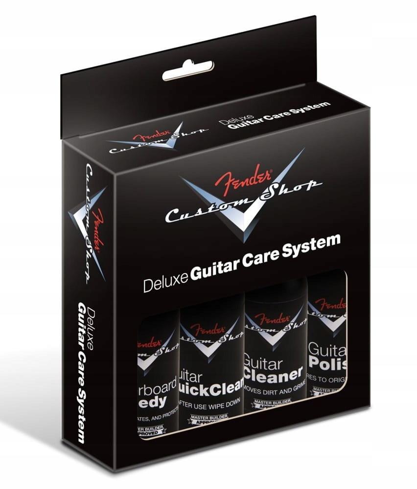 Fender 0990539000 Custom Shop Care Kit 4 Pack