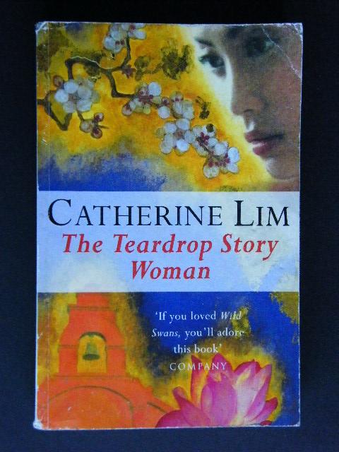 THE TEARDROP STORY WOMAN Catherine LIM