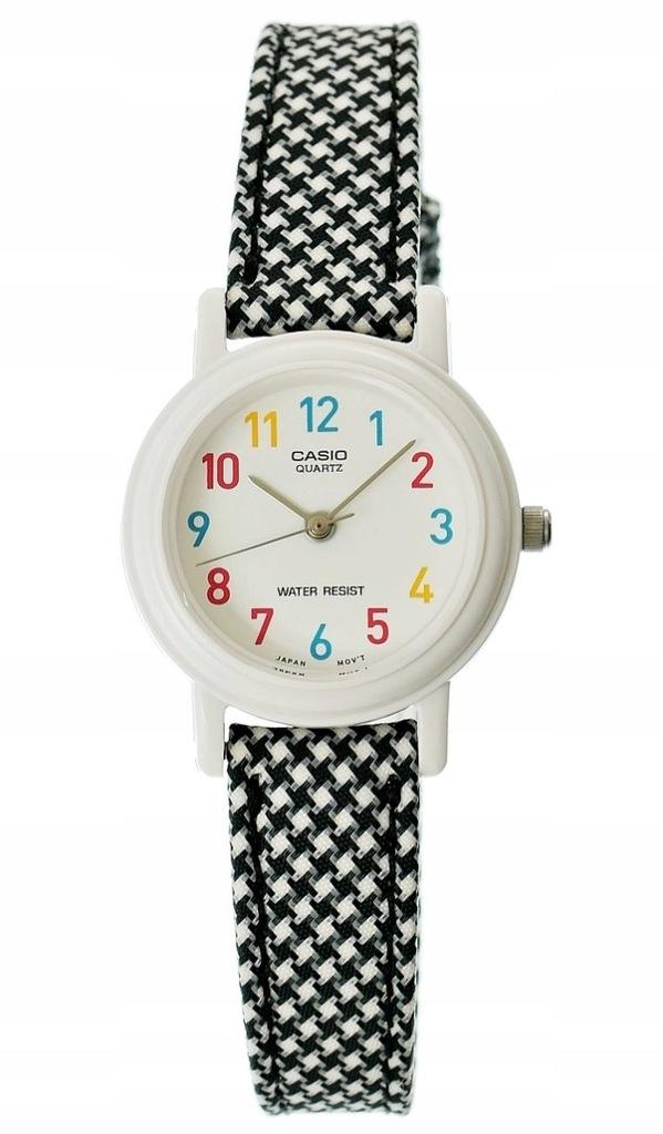 Zegarek Casio dziecięcy antyalergiczny dla dziecka