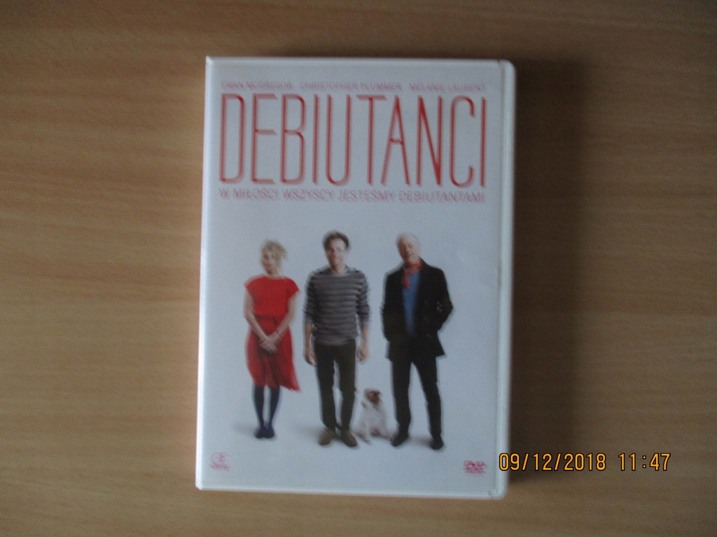 DEBIUTANCI - dobre kino - Ewan McGregor