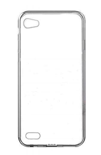 100 x ETUI POKROWIEC LG Q6 TRANSPARENT