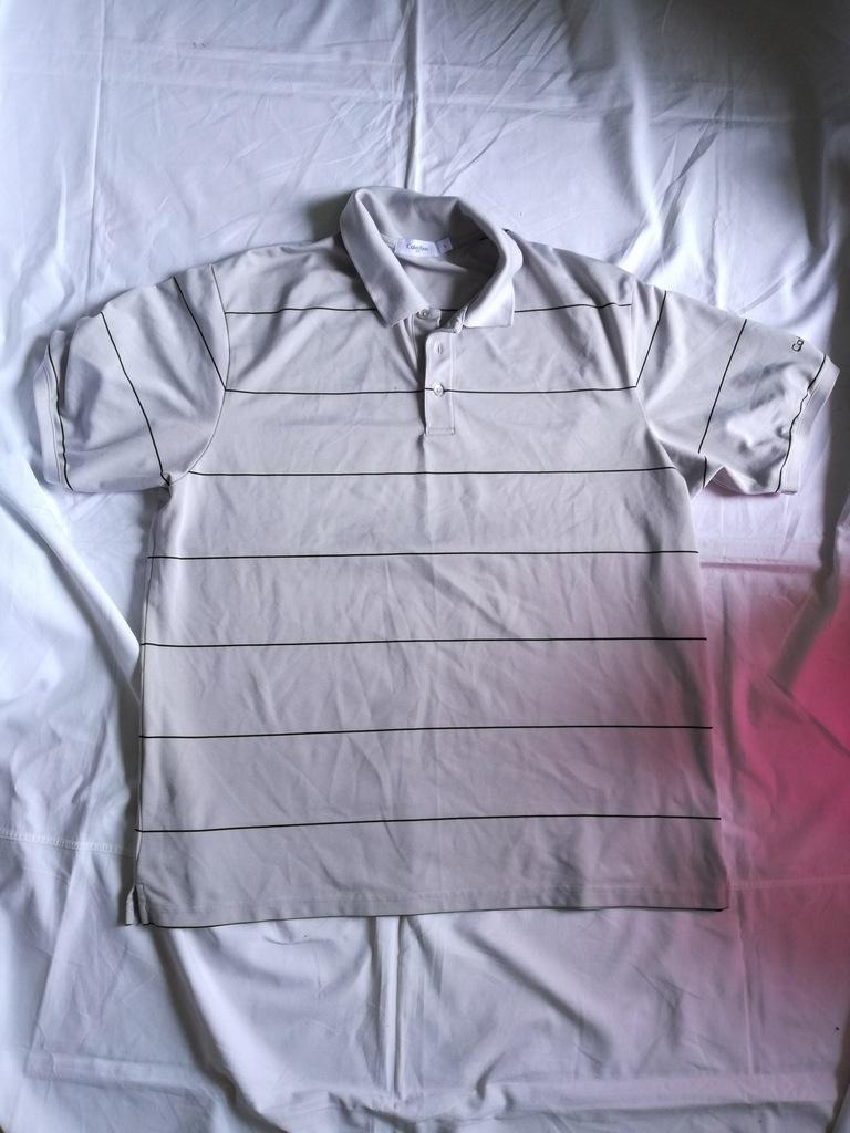 Calvin Klein koszulka polo l