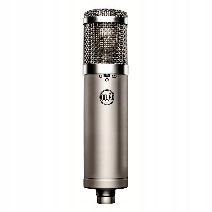 WARM AUDIO WA-47jr: Mikrofon pojemnościowy