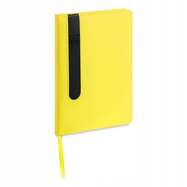 Notatnik z zakładkami (80 Kartki) 144865 Żółty