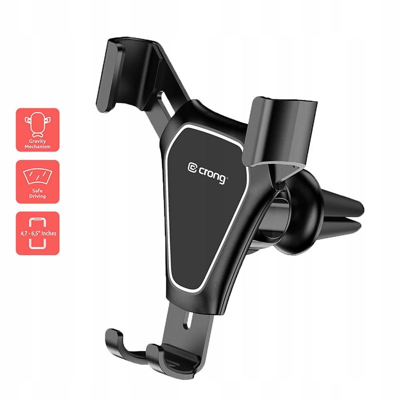 Crong Gravity Auto-Clip Car Holder - Uchwyt samoch