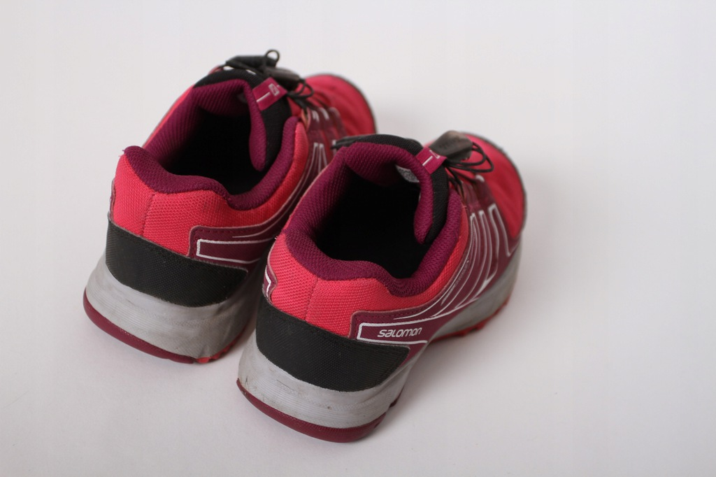 SALOMON Steppy Junior buty sportowe adidasy r.31
