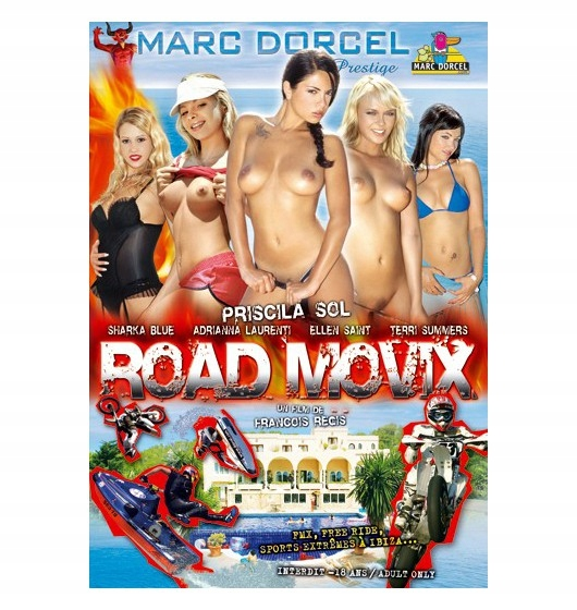 DVD Marc Dorcel - Road Movix