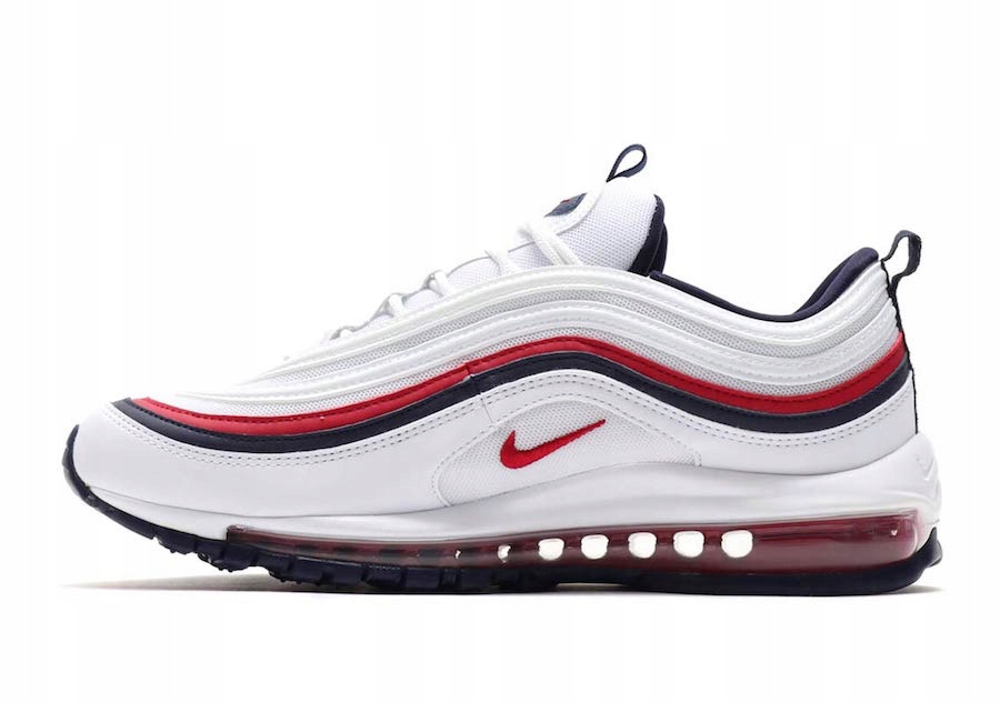 F37D033 SZARE BUTY SPORTOWE AIR MAX 97 GS NIKE 40