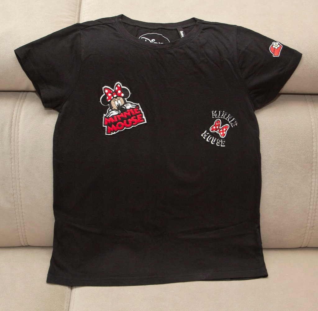 T-Shirt - DISNEY Minnie Mouse - XS - 128 - 8