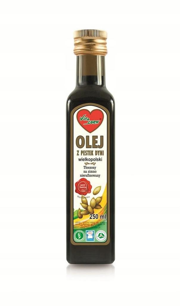 VITACORN Olej z pestek dyni 250ml