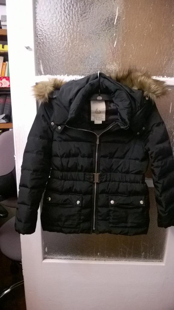 Zara Girls puchowa kurtka 164