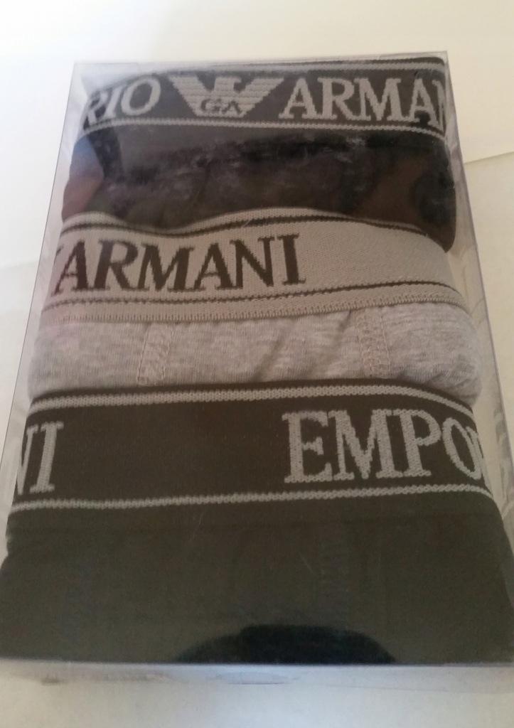 Emporio Armani - Bokserki 3-Pack. rozmiar.M