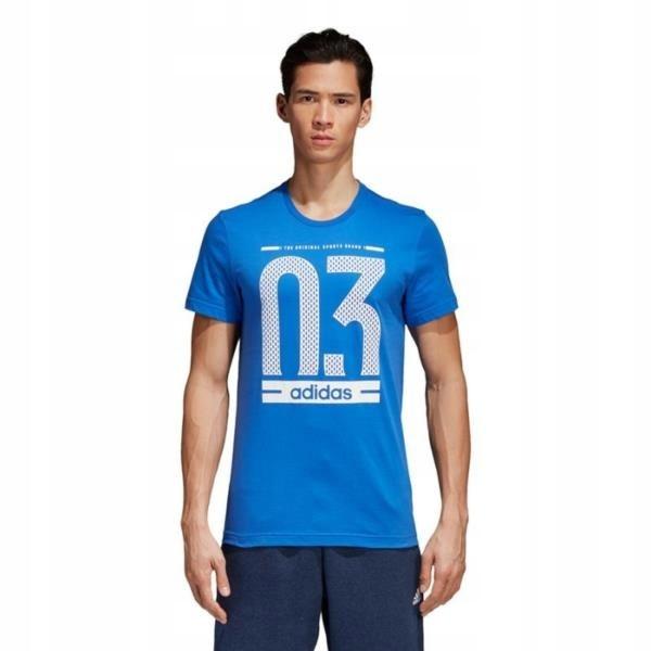 Koszulka adidas Number 03 M size M