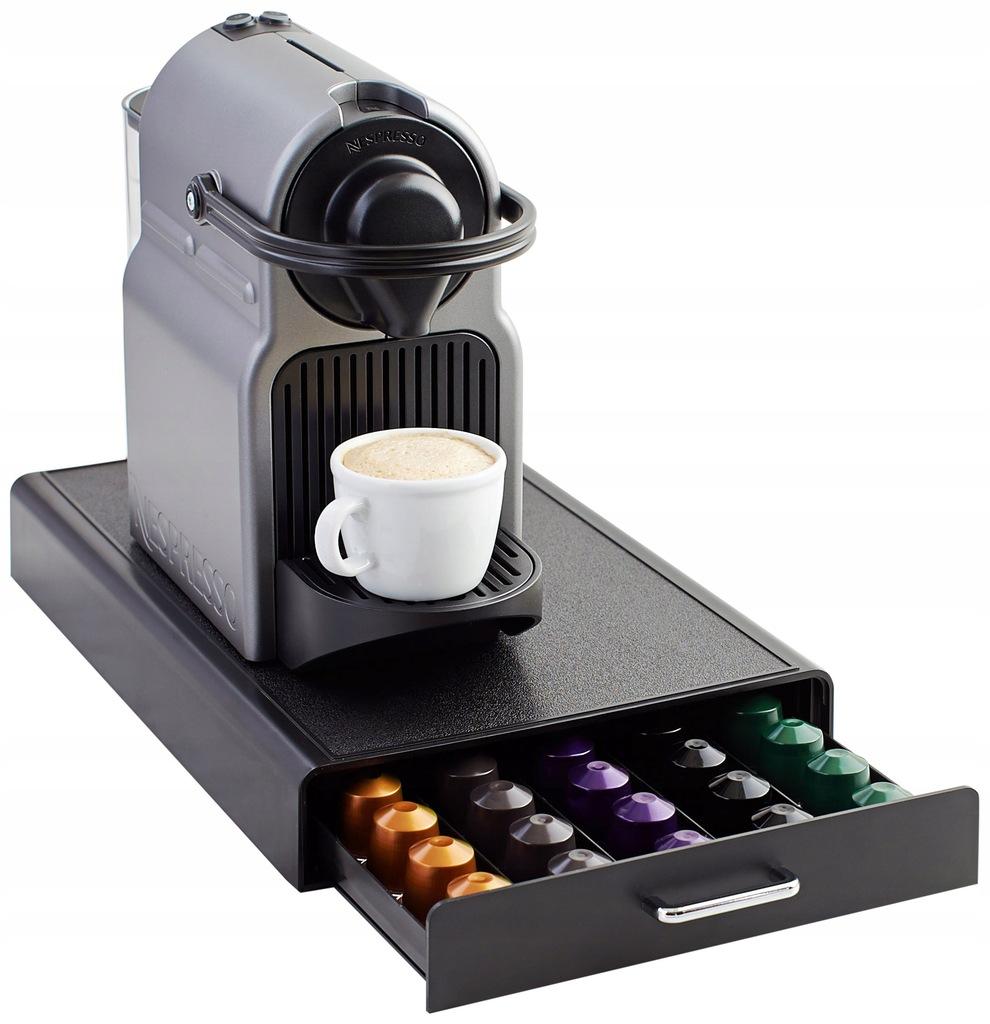 Szuflada do przechowywania kapsułek Nespresso