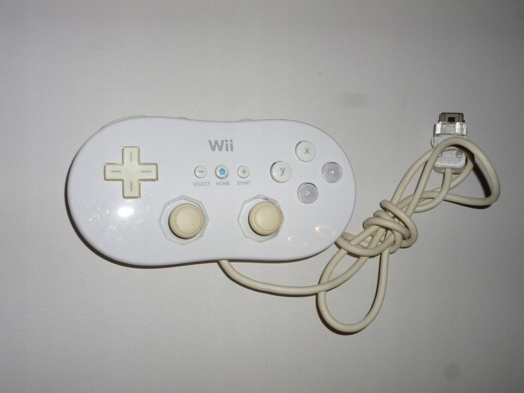 Pad Oryginalny na konsolę Nintendo Wii Classic Pad