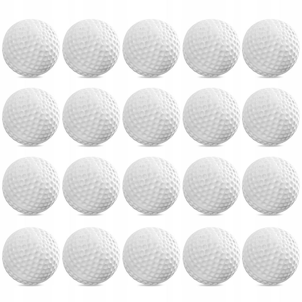 24 sztuk Plastikowe Piłki Golfowe Gra Zab