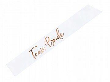 Szarfa Team Bride, biały, 75cm