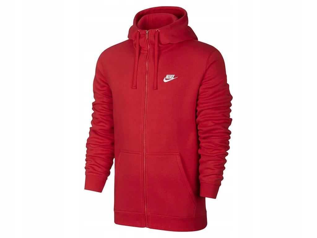 Bluza Nike NSW Hoodie 804389-657 # L