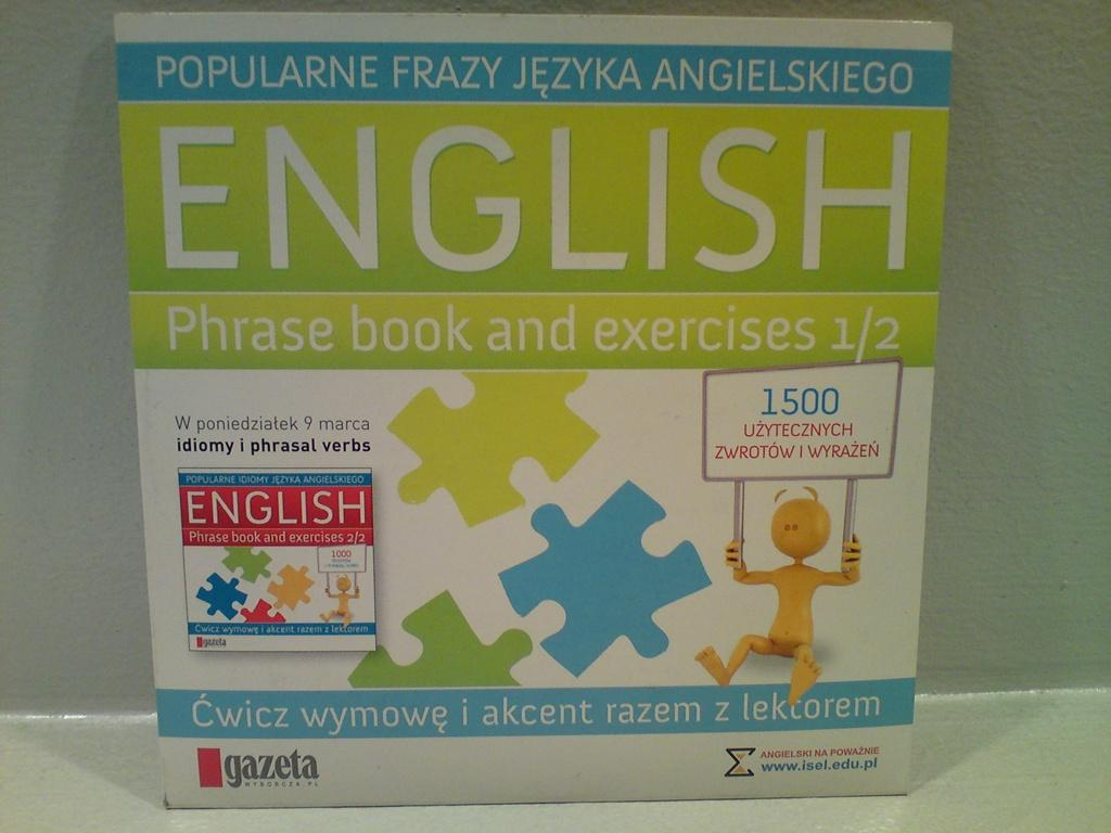 Popularne frazy jęz. angielskiego-ćwicz wymowę