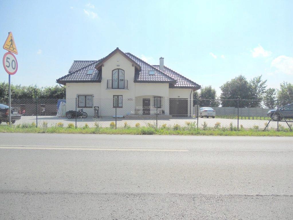 Komercyjne, Świerczynki, Łysomice (gm.), 251 m²