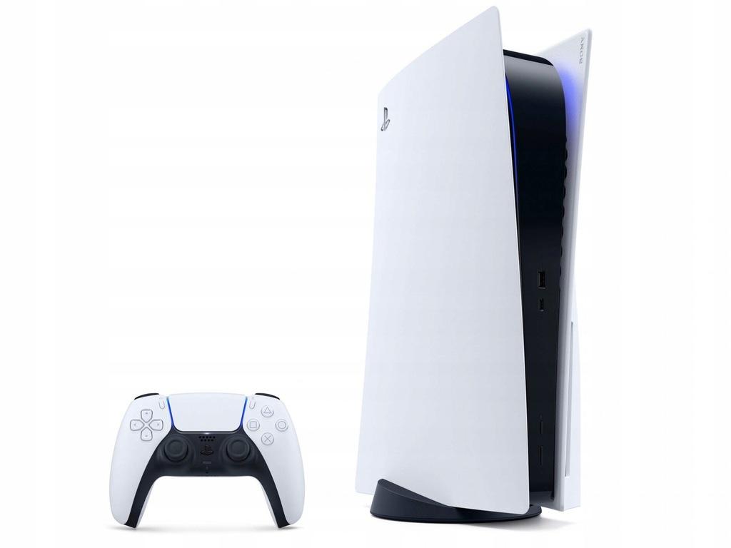 Konsola Sony PlayStation 5 825GB NAPĘD BluRay NOWA