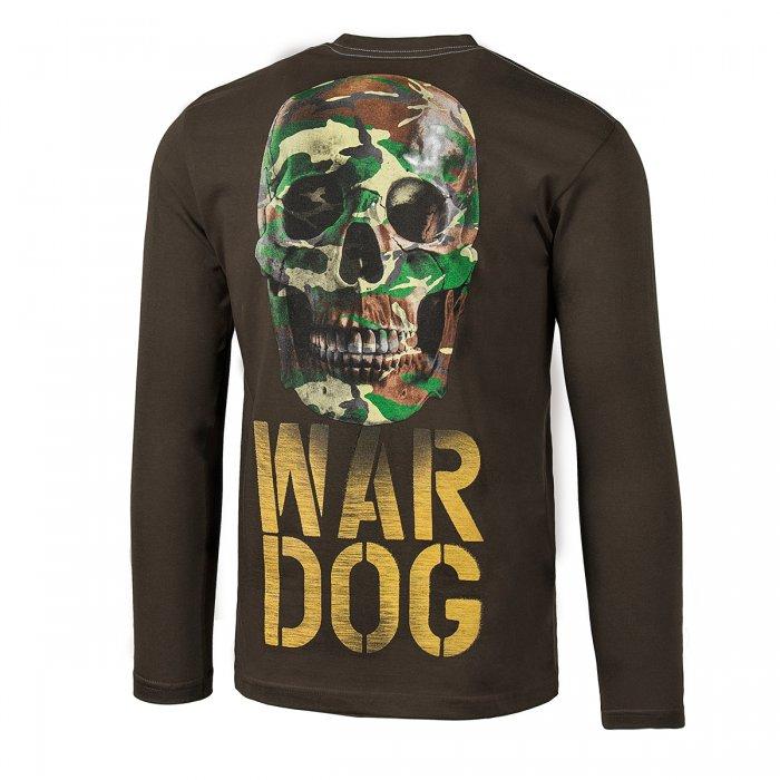 LONGSLEEVE PIT BULL WEST COAST WAR DOG