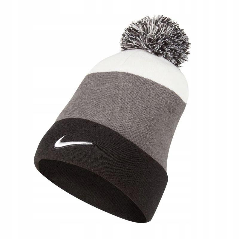 Czapka zimowa Nike JR Pom Beanie Jr CK2355-010
