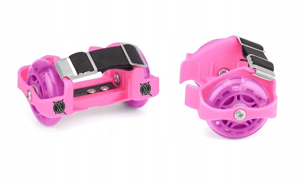 Xootz Roller Skates Heel Koło Dołączany butów Trai