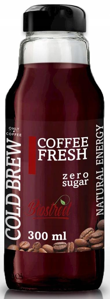 Kawa parzona na zimno cold brew BIO Ale Eko Cafe 3