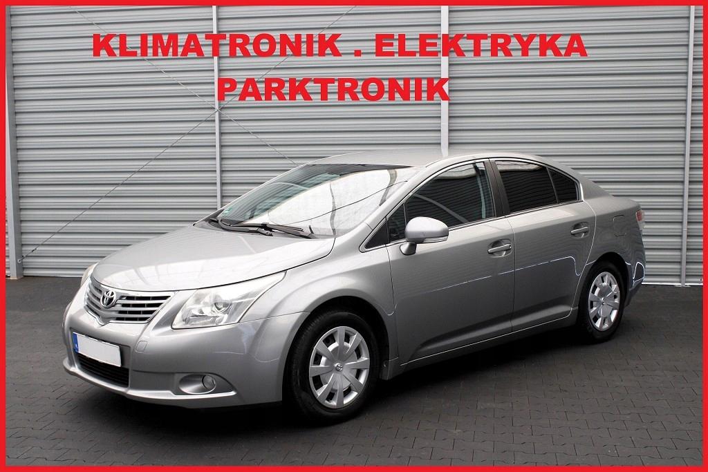 Toyota Avensis Klimatronik + Elektryka +