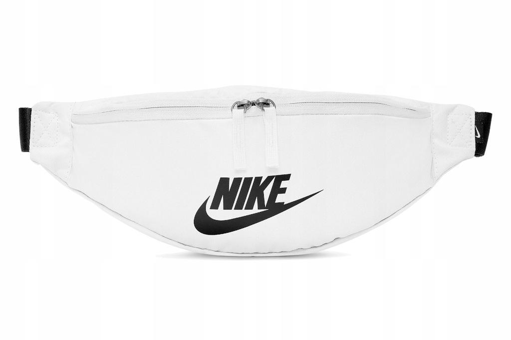 NERKA Nike SASZETKA BIODROWA BA5750-100 BIAŁA