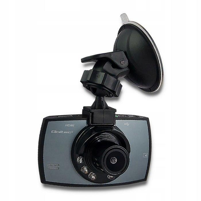 Rejestrator jazdy | Full HD | LCD 2.7 cali | G-SEN