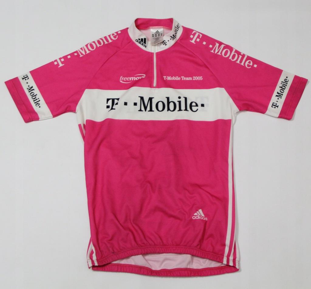 Koszulka Rowerowa Adidas Rowerowa T MOBILE Team
