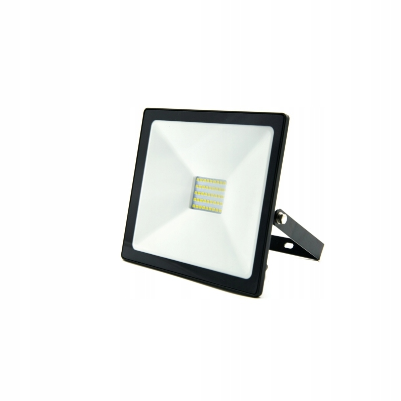 Projektor LEDO LED 30W 2400lm IP65 4000K czarny