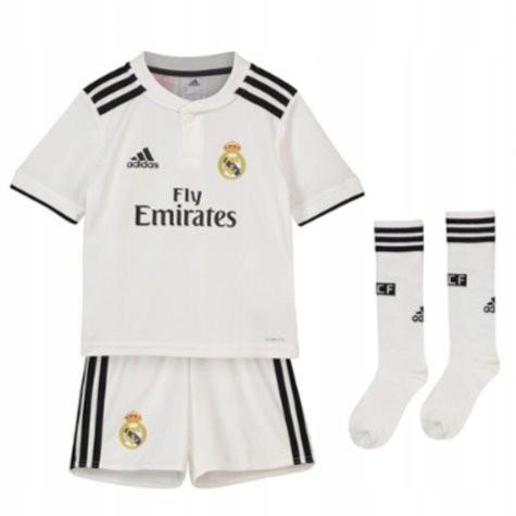 Strój Adidas Real Madryt Home Kids 92