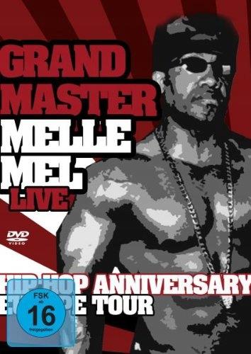 DVD Grandmaster Melle Mel Hip Hop Anniversary..