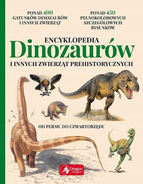 Encyklopedia dinozaurów i innych zwierząt
