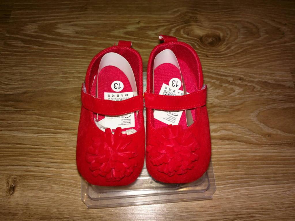 Nowe buty dla elegantki, r. 21, 13cm
