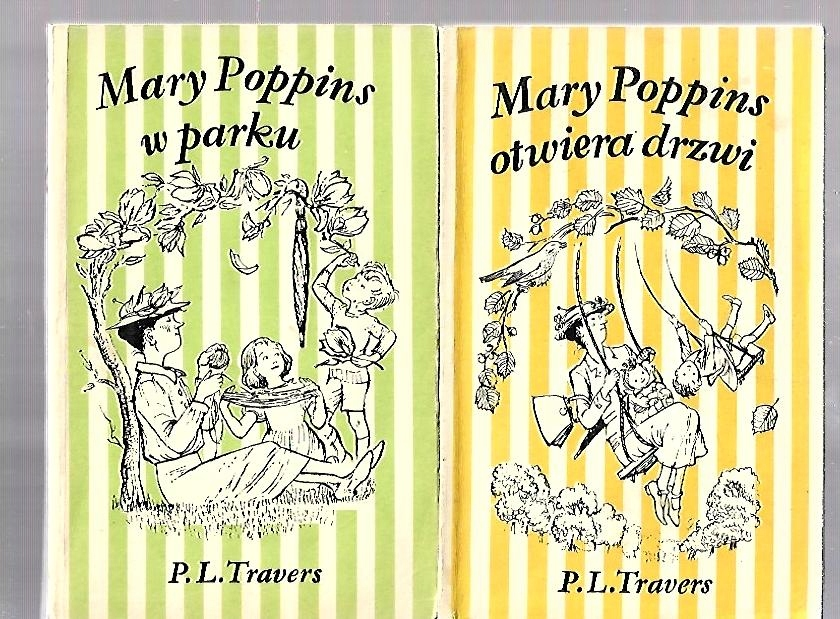 Travers Mary Poppins otwiera + w parku /870