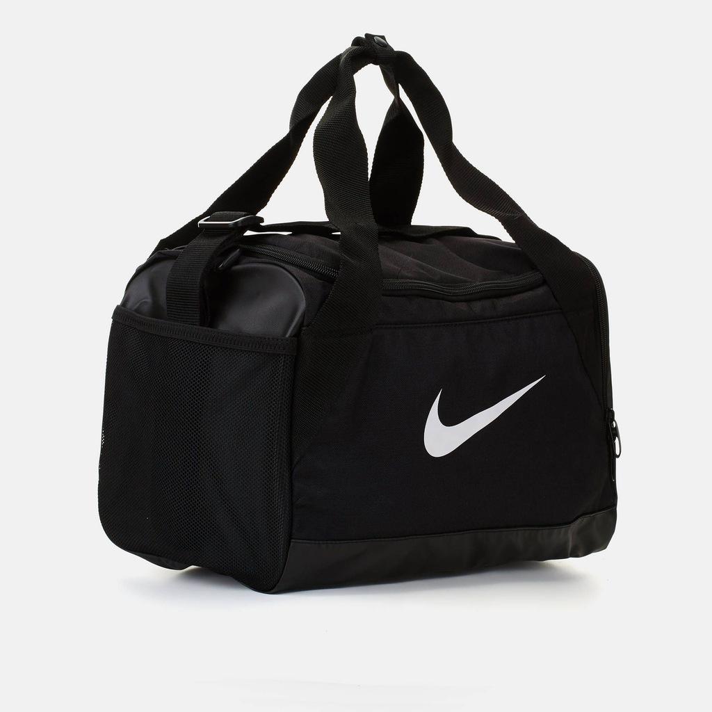 Nike Torba sportowa Brasilia XS Duff czarna (BA543