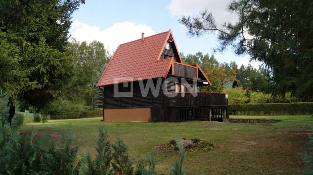 Dom Gietrzwałd, olsztyński, 90,00 m²