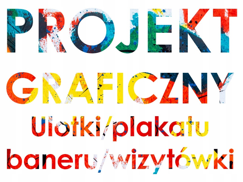 PROJEKT GRAFICZNY BANNERU / BANERU INTERNETOWEGO