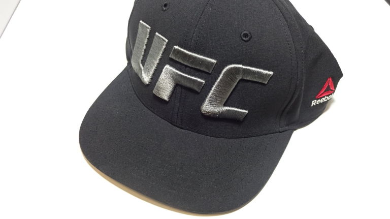 SNAPBACK CZAPKA REEBOK UFC