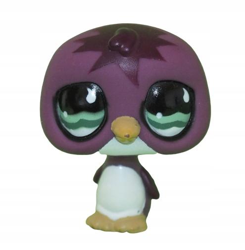 figurka ptak PINGWIN #676 - Littlest Pet Shop LPS