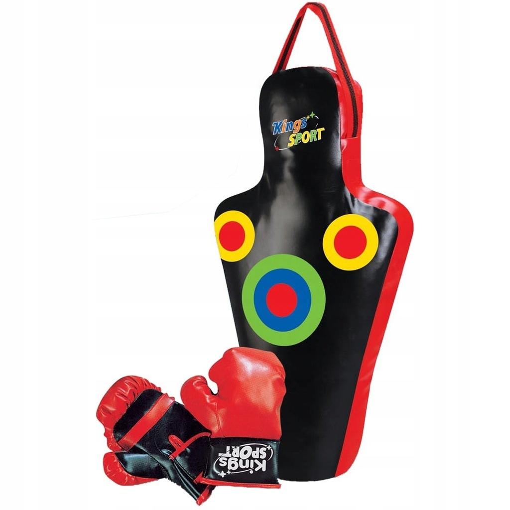 Zestaw bokserski junior Enero manekin 59,5x17x34,5