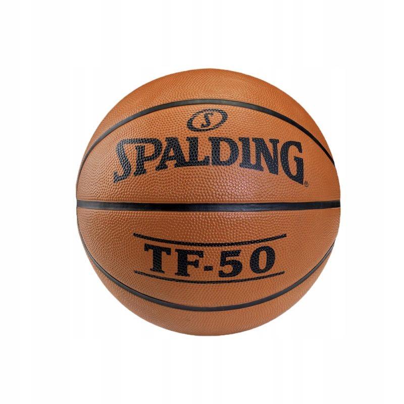 Piłka do koszykówki Spalding TF-50 3001502010017