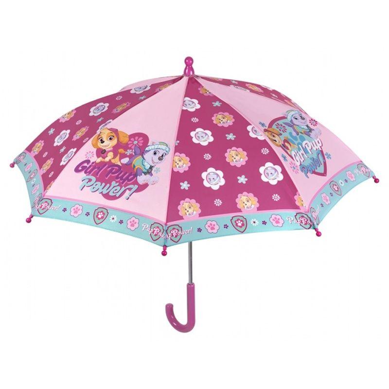 Lekka parasolka dziecięca Psi Patrol