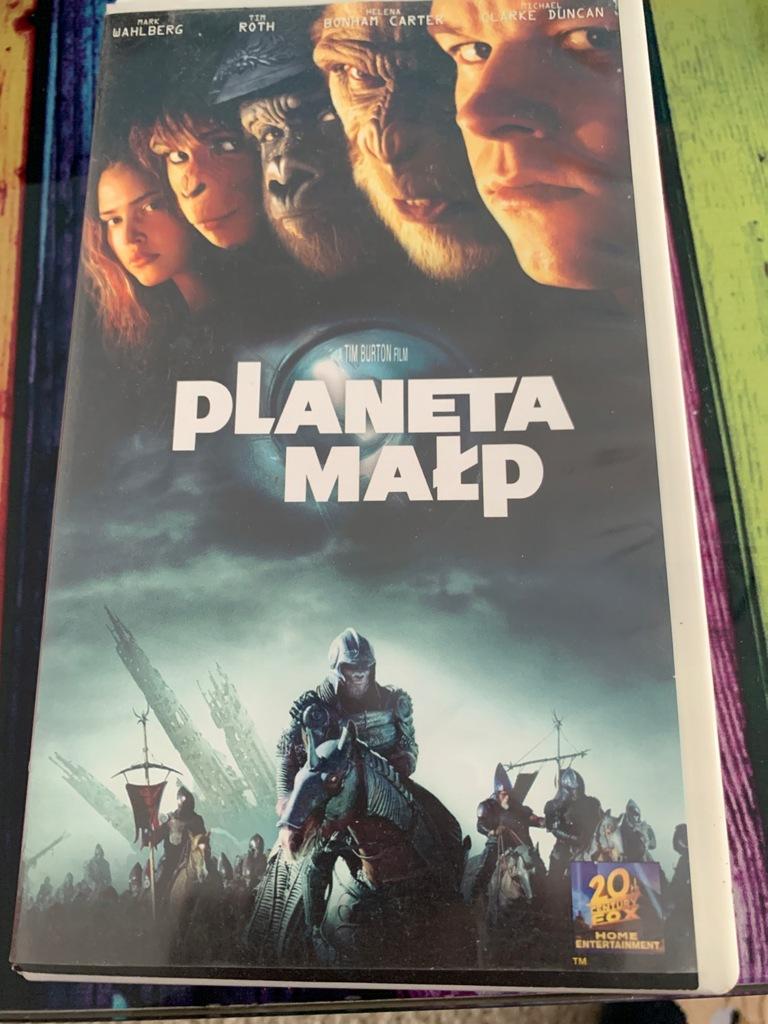 Planeta Małp VHS